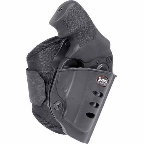 Fobus Ankle Holster, Black, Right Hand For Glock 36 - by Fobus