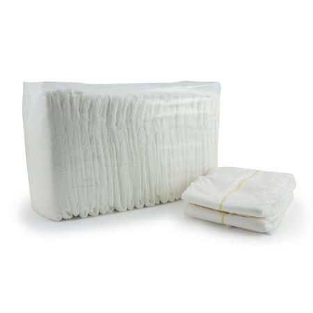 - McKesson Adult Diaper Brief M Contoured BRPLMD 96/Case