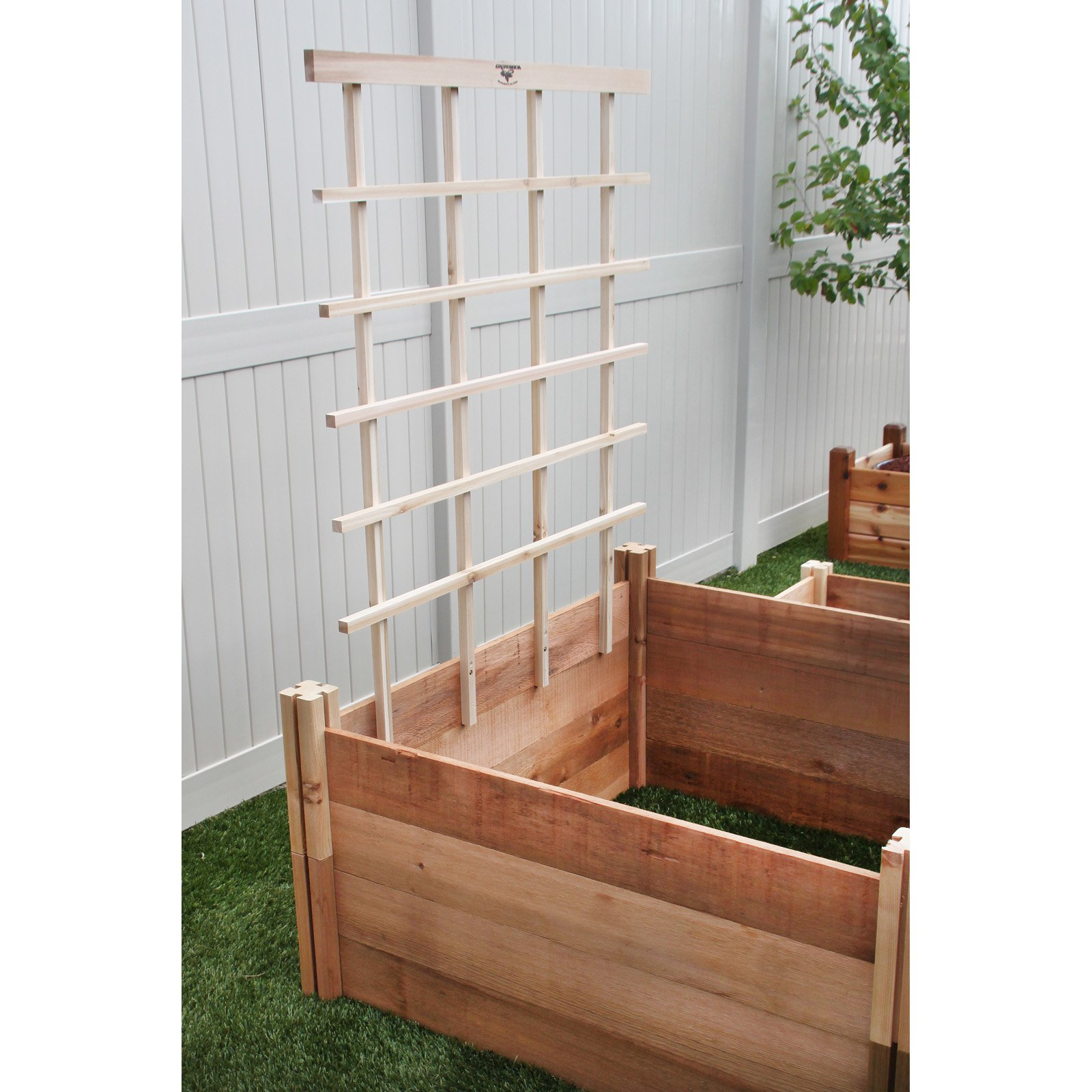 Gronomics Folding Trellis Kit - 43W x 54H in.