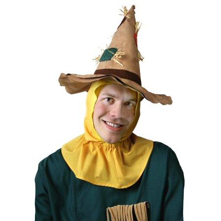 Adult Scarecrow Hat