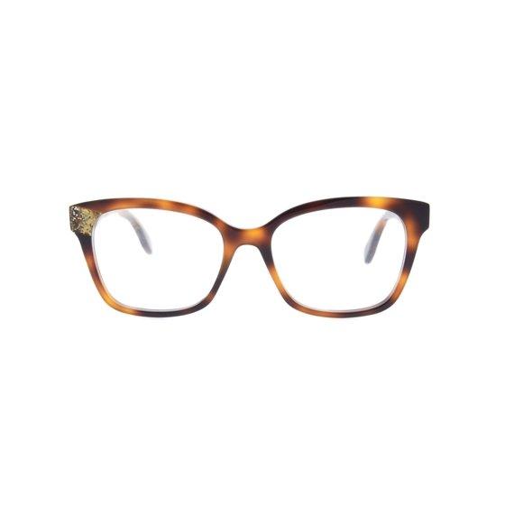 b539395a86c Jimmy Choo JC 150 Q9W Brown Plastic Eyeglasses 52mm ODU - Walmart.com