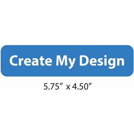 5.5 x 4.25 Custom Standard RSVP Printing - Custom Baseball Invitations