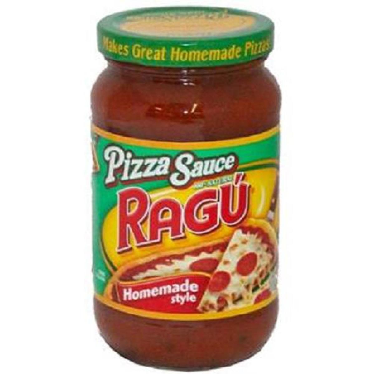 Product Of Ragu, Pizza Sauce - Homemade Style, Count 1 - Sauces / Grab Varieties & Flavors