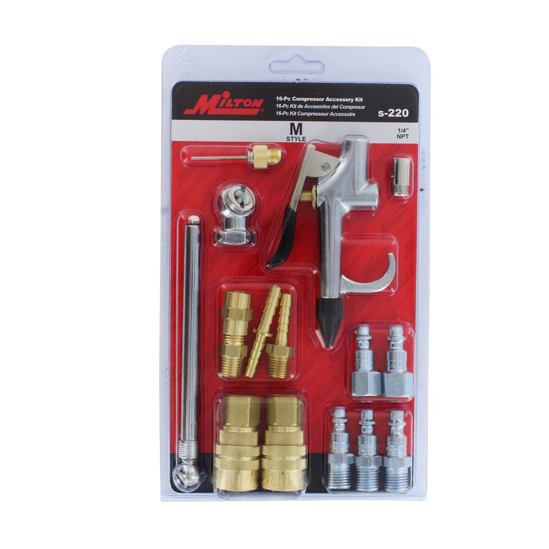 MILTON (s220) MILS-220 - Compressor Accessory Starter Kit