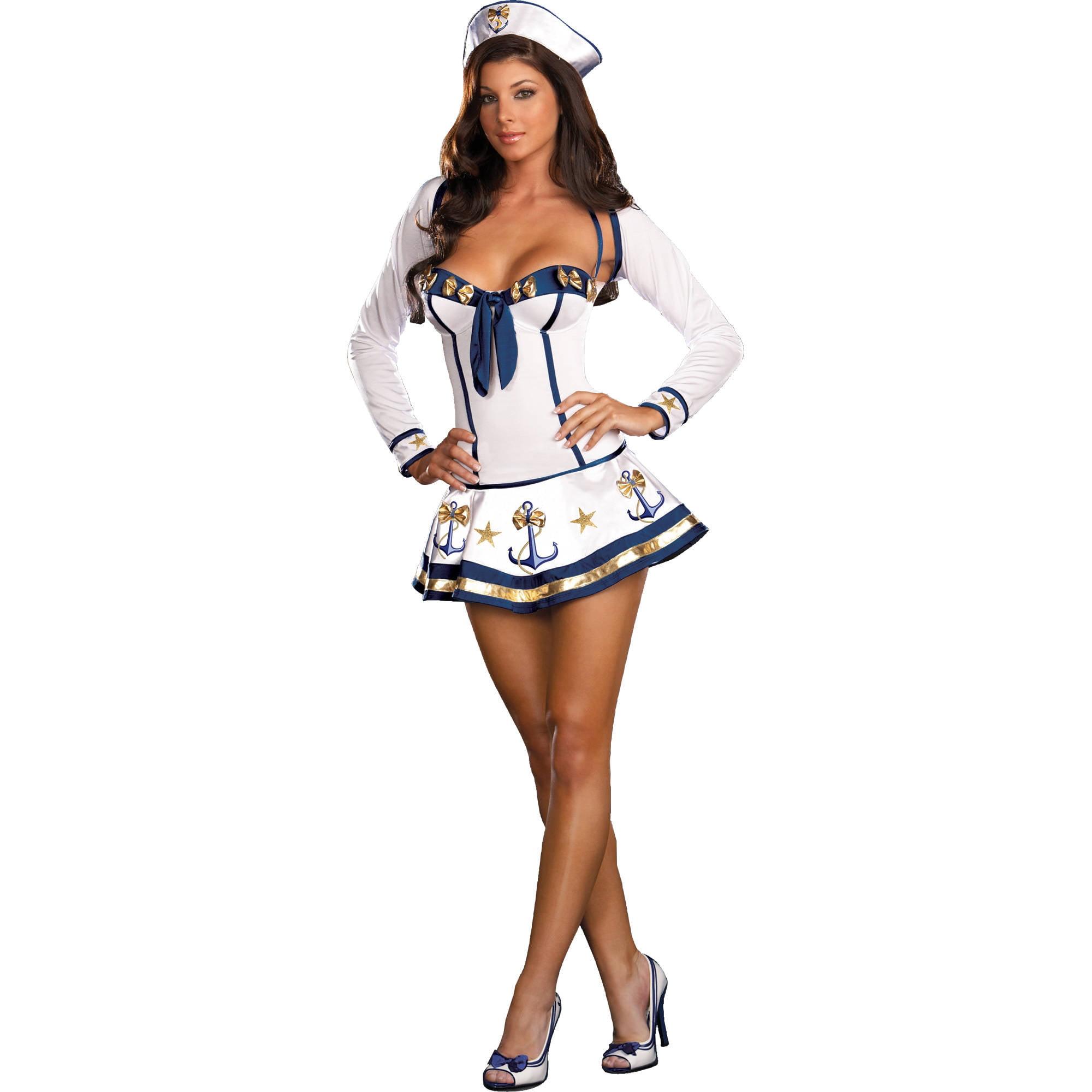 Makin' Waves Women's Plus Size Adult Halloween Costume
