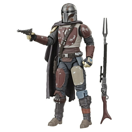 Star Wars The Black Series The Mandalorian Collectible Action Figure