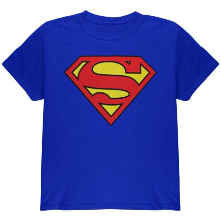 Superman - Logo Youth T-Shirt](Hot Girl In Superman Shirt)