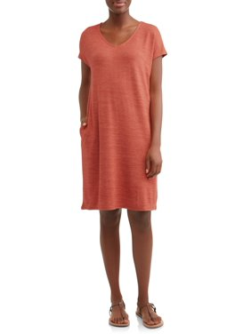 faf5865549c7 Product Image Women s Hacci T-shirt Dress
