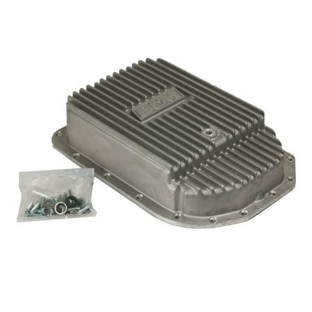 B&M - 70295 - Cast Deep Transmission Pan for 4L80E Transmission