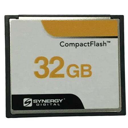 Nikon D300 Digital Camera Memory Card 32GB CompactFlash Memory (Best Memory Card For Nikon D300)