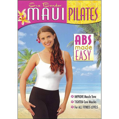 Eva Bondar: Maui Pilates - Abs Made Easy (Full Frame)
