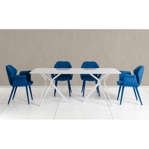 VIG Furniture Modrest Harmony Counter Height Dining Table