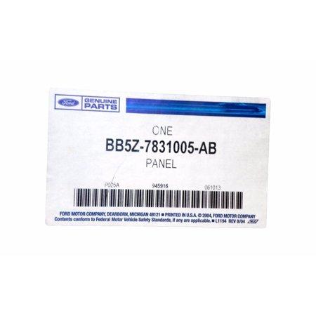 Genuine OEM Ford BB5Z-7831005-AB Interior Pillar Trim Cover, Left BB5Z7831005AB