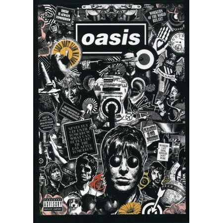 Liam Gallagher Oasis - Lord Don't Slow Me Down (DVD)
