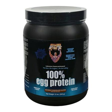 Banana Blast (Healthy N Fit 100 % Egg Protein Banana Blast Flavor, 2 Lb )