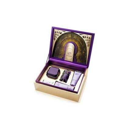 Thierry Mugler ALN8 Womens Alien Golden Treasure Gift (Alien Gift Set)