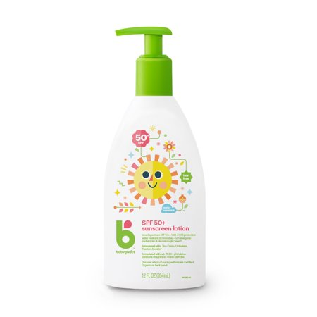 Babyganics Sunscreen Lotion SPF 50, 12oz