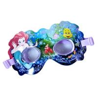 Disney Princess Girls Swim Mask The Little Mermaid Pool Accessory Kids