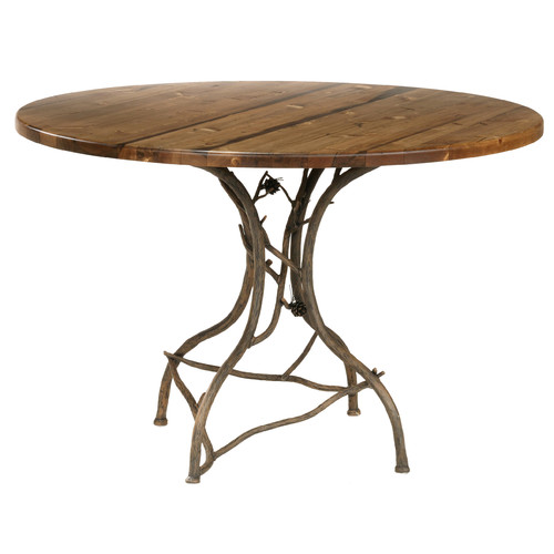 Stone County Ironworks Breakfast Dining Table