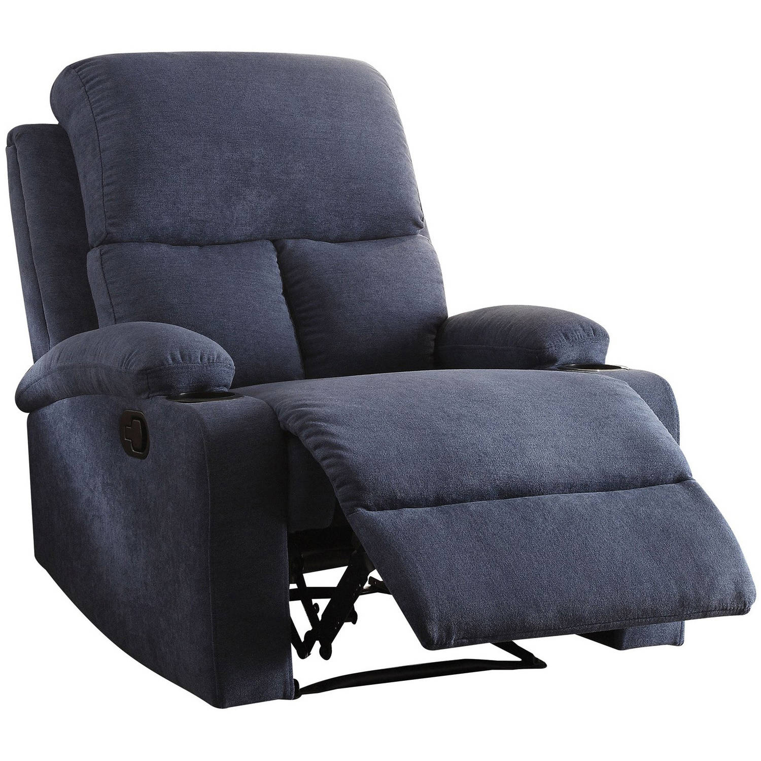 ACME Rosia Linen Recliner with Cup Holder Multiple Colors  sc 1 st  Walmart & ACME Rosia Linen Recliner with Cup Holder Multiple Colors ... islam-shia.org