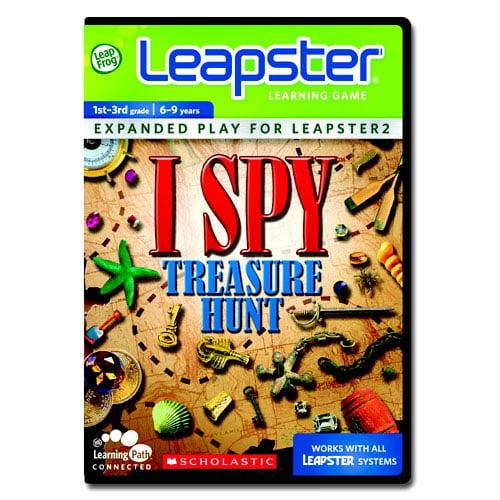 LeapFrog Leapster2 I Spy Treasure Hunt