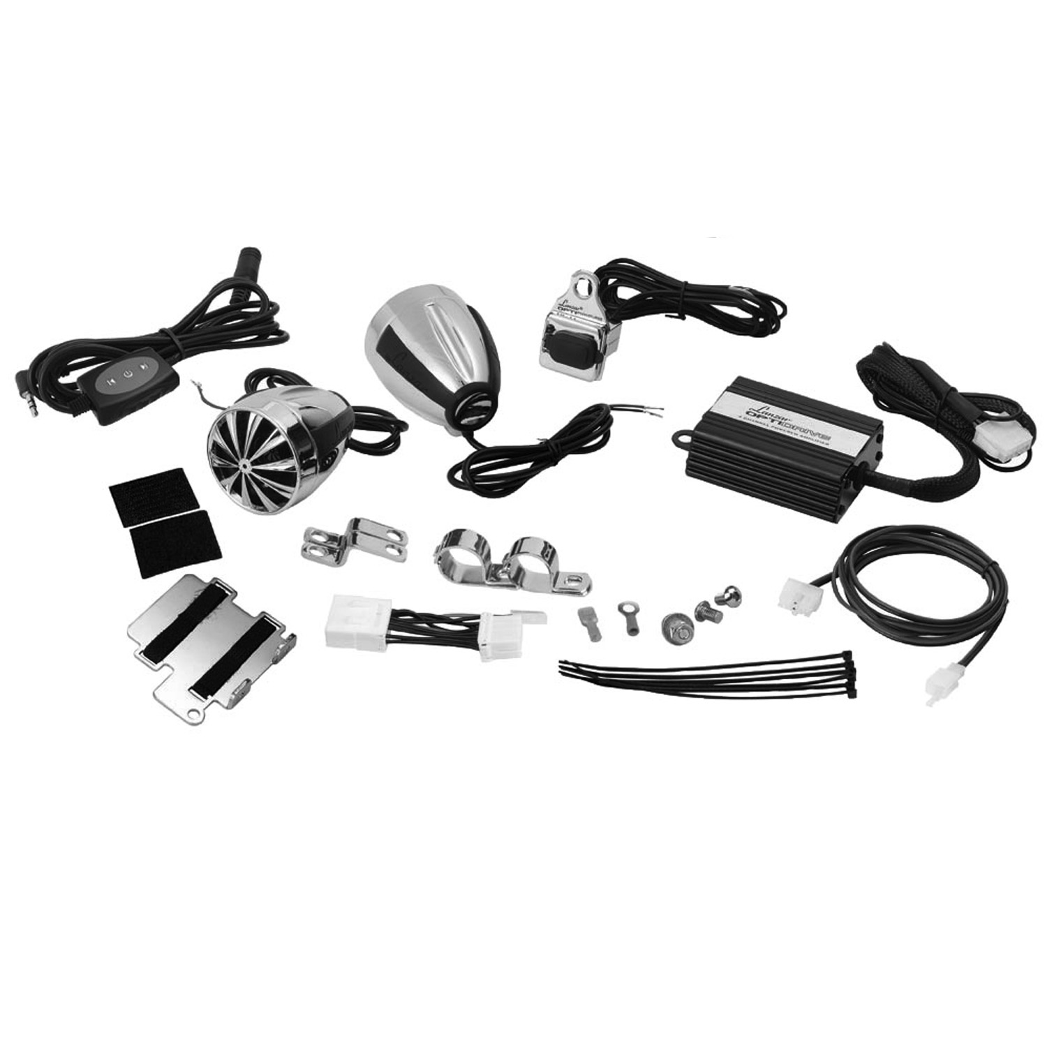 Lanzar BT Motorcycle Speaker Kit