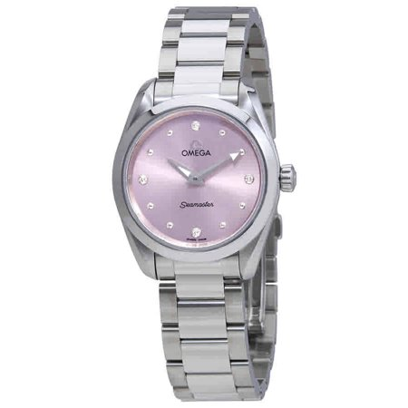 Seamaster Aqua Terra Ladies Watch 220.10.28.60.60.001