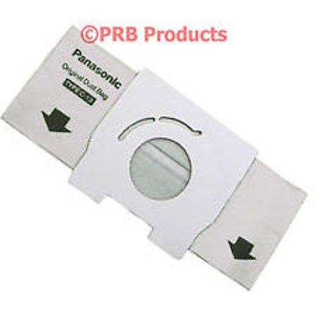 Panasonic Style C13 C-13 Micro Allergen Vacuum Bags AMC-S5EP MC-3900 Vac 818 [3 Loose