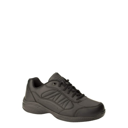 Tredsafe Men's Mario Slip-Resistant Athletic Shoe, Wide