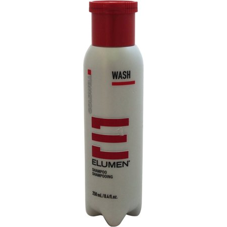 Goldwell Elumen Wash Shampoo For Colored Hair, 8.4 fl oz (Bar Shampoo For Colored Hair)
