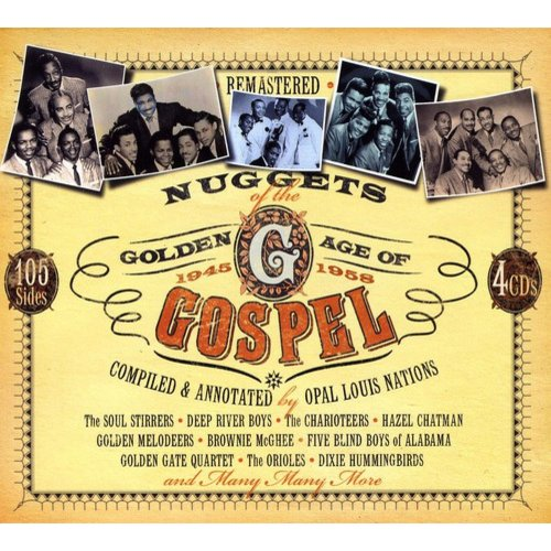 Nuggets Of Golden Age Of Gospel 1945-1958 / Var