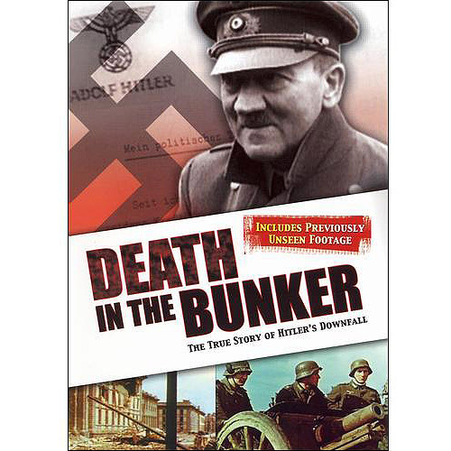 Death In The Bunker: The True Story Of  Hitler's Downfall (Full Frame)