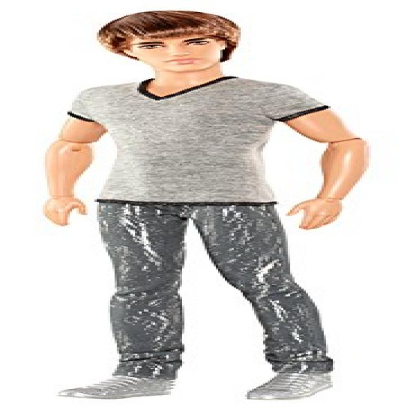 Barbie Fashionistas Ryan Doll with Grey Jeans and Shirt