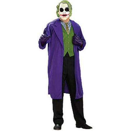 Economy Joker Plus Costume Rubies 17498 - Card Joker Costume