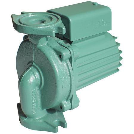 TACO Hydronic Circulating Pump,1/8HP,Flanged 009-F5