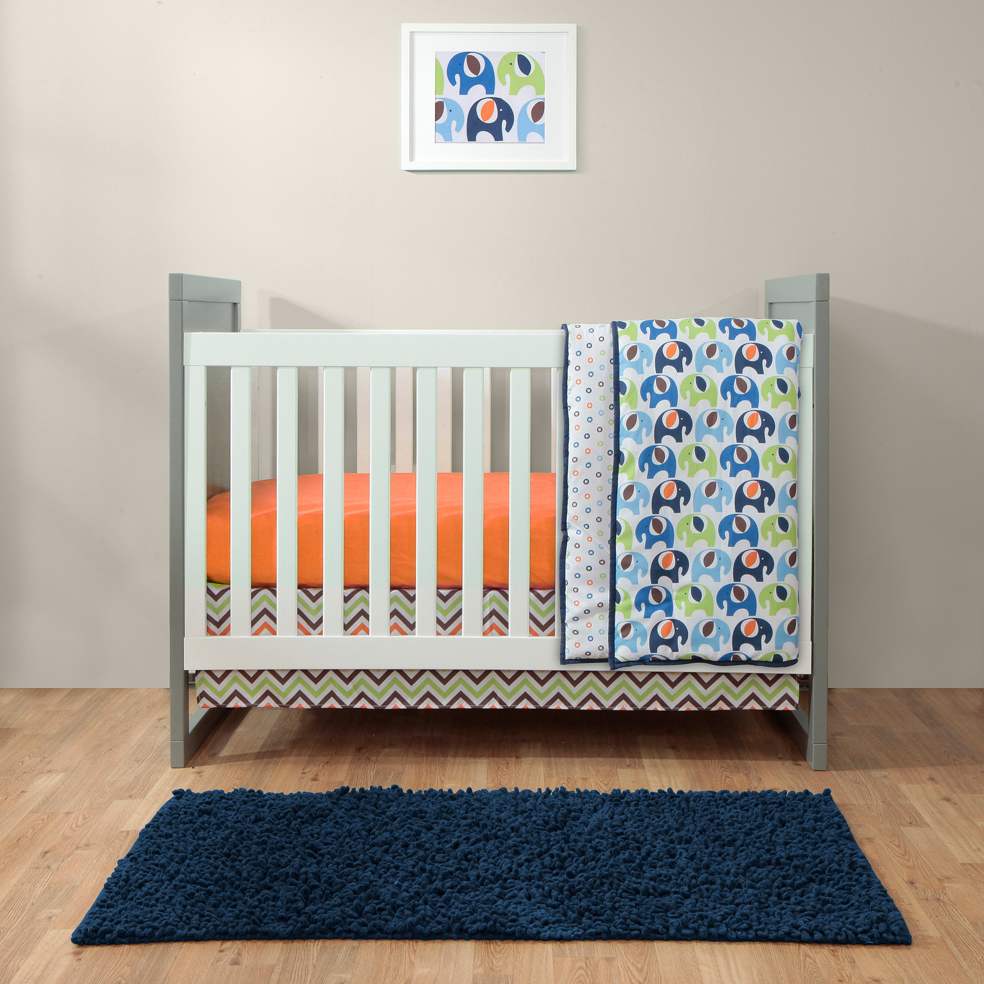 Letters crib bedding set 4 piece set contemporary baby bedding - Bananafish Official Site For Banana Fish Baby Bedding Nursery Banana Fish Bubble Gum 4 Piece Crib Set