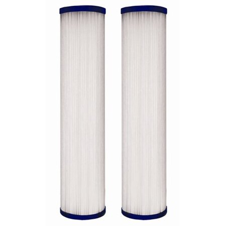Dupont Universal Whole House Pleated Poly Cartridge  Pack Of 2
