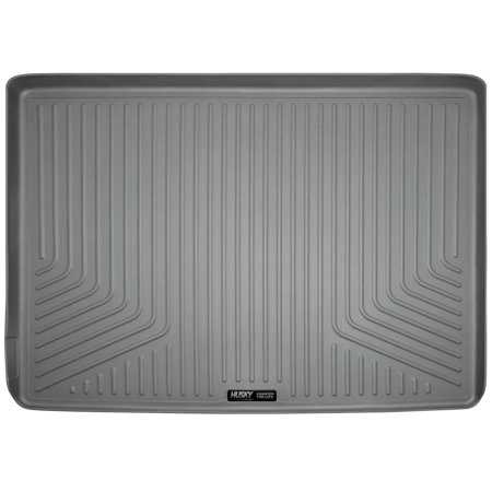 Husky Liners Cargo Liner Behind 3rd Seat Fits 15-18 Escalade ESV/Suburban Cargo Behind 3rd Seat