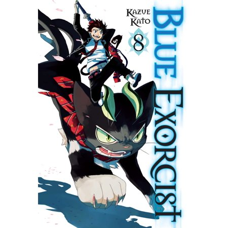 Blue Exorcist, Vol. 8