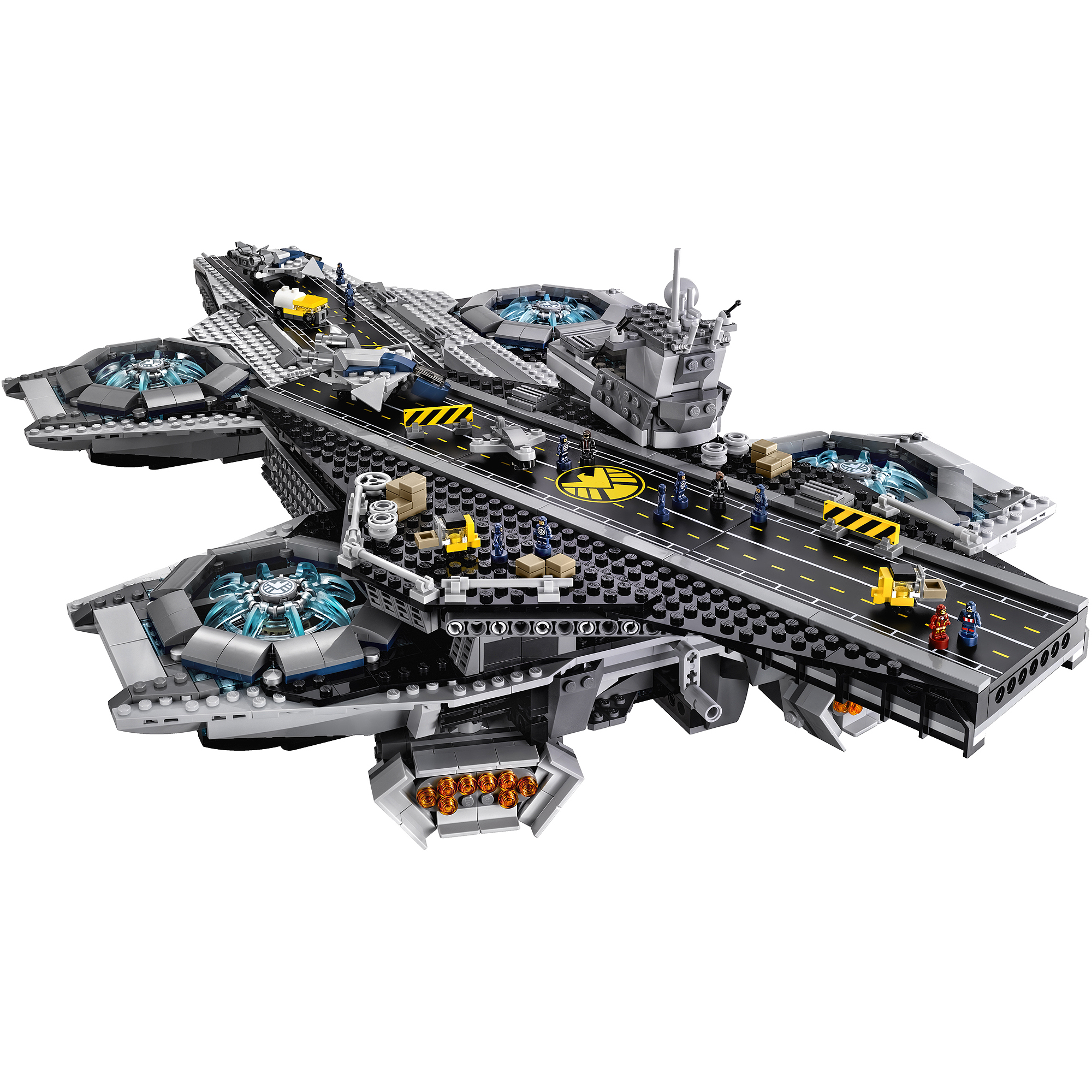 LEGO Super Heroes Avengers The SHIELD Helicarrier