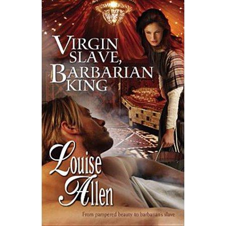 Virgin Slave, Barbarian King - eBook - Barbarian Woman