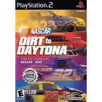 NASCAR Dirt to Daytona - PS2 Playstation 2 (Refurbished)