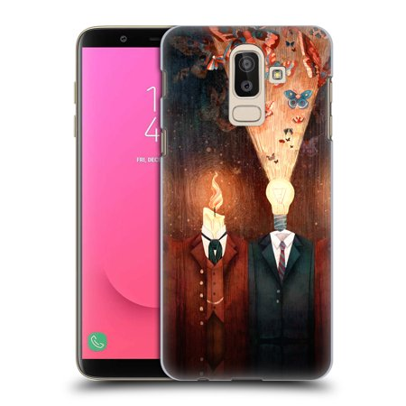 OFFICIAL ANNE LAMBELET EERIE HARD BACK CASE FOR SAMSUNG PHONES 3