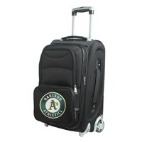 "Oakland Athletics 21"" Rolling Carry-On Suitcase"