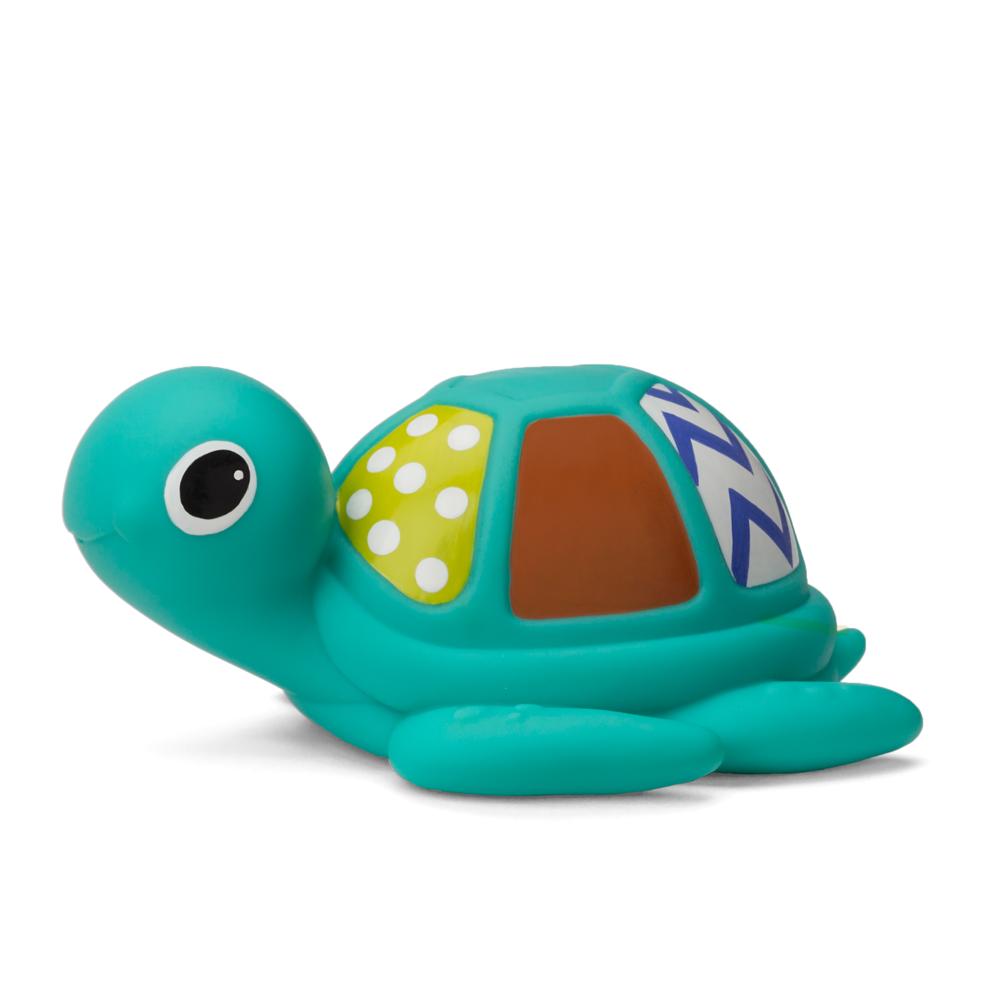 Infantino Squish 'N Squirt Bath Toy, Turtle by Infantino