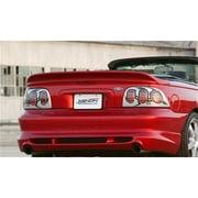 Xenon 5575 Rear Spoiler Fits 94-98 Mustang