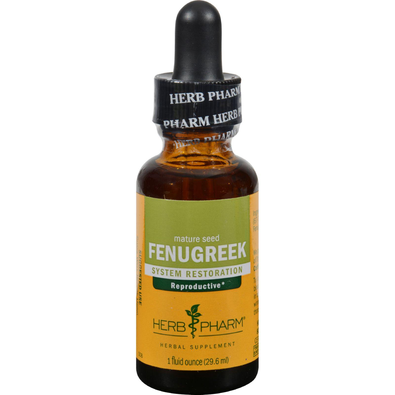 Herb Pharm Herb Pharm  Fenugreek, 1 oz