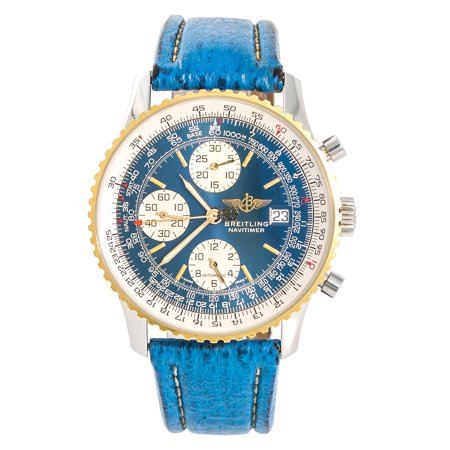 Breitling Navitimer D13022 Steel 41mm Watch (Certified Authentic & Warranty)