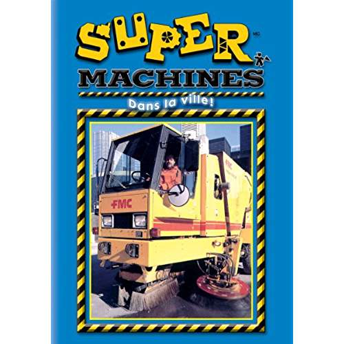 SUPER MACHINES: DANS LA VILLE (BILINGUAL) [DVD] - image 1 de 1