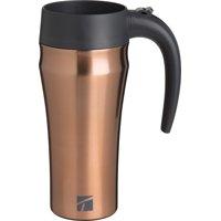 Trudeau Maison Stainless Steel Journey Travel Mug 16oz-Copper